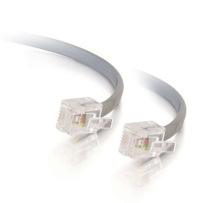 C2G 09609 100ft RJ45 8P8C Straight Modular Cable