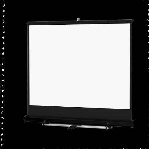 Da-Lite 40248 72x96in. Floor Model C Screen, Matte White (1:1)