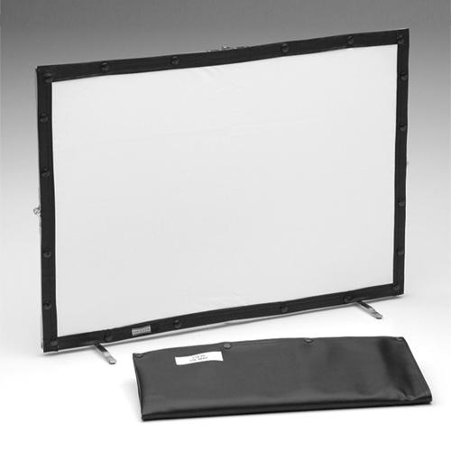 Da-Lite 40465 Da-Mat 21in. x 30in. Fast-Fold Mini-Fold Vinyl Case