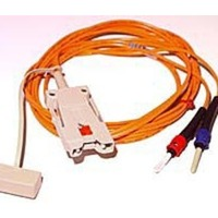 10m FDDI/ST Duplex 62.5/125 Multimode Fiber Patch Cable - Orange