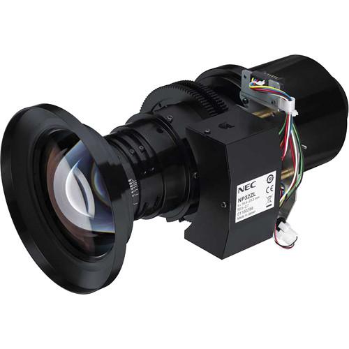 NEC NP32ZL 0.9 - 1.1:1 Short Zoom Lens