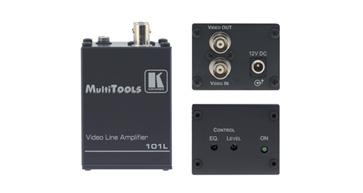 Kramer 101L 1:1 Composite Video Line Amplifier