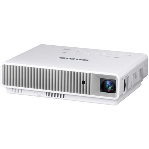 Casio XJ-M256 Signature Series WXGA 3000lm Multimedia Projector w/ WLAN & USB