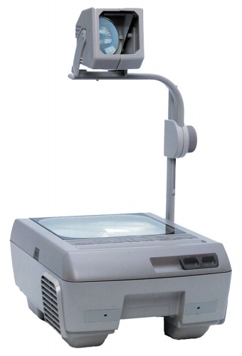Buhl 120-EB Overhead, Closed Head Projector
