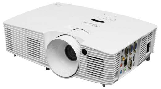 Optoma W402 4500lm Portable Business Projector