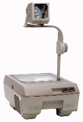 Hamilton Buhl 127-HL Overhead Closed Head Projector w/ Hi/Low Switch