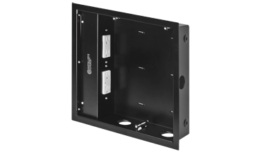 Liberty ICCB12-2 12x12in. Recessed Wallbox, Surge Protected Outlets