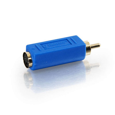 C2G 13051 Bi-Directional S-Video Female to RCA Male Video Adapter