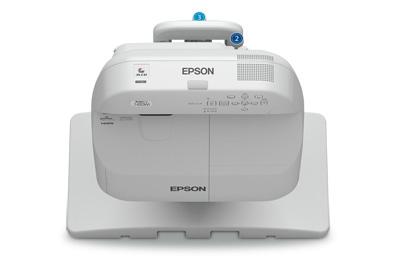 Epson BrightLink PRO 1420Wi WXGA 3300 Lumen Interactive Projctor