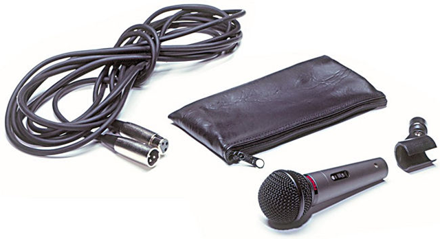 Fender P52S Dynamic Microphone Kit