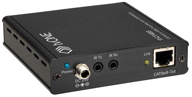 tvOne 1T-CT-653 HDMI over Single Cat.5e/Cat.6 Transmitter