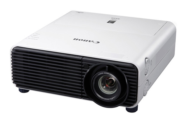 Canon REALiS WX520 D Pro AV LCoS Projector with DICOM Simulation Mode