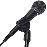 Professional Dynamic Cardioid Handheld Microphone Kit