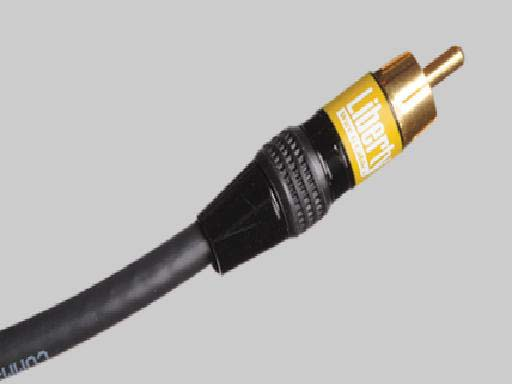 100ft RCA-RCA 20 CMR Video Jumper Interconnect Cable