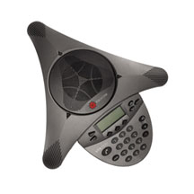 Polycom SoundStation VTX 1000 Conference Phone - Single-line Operation