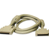 12ft LVD/SE MD68 SCSI-3 Cable with Ferrites