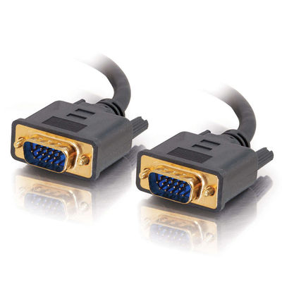 C2G 28243 6ft Flexima HD15 UXGA M/M Monitor Cable