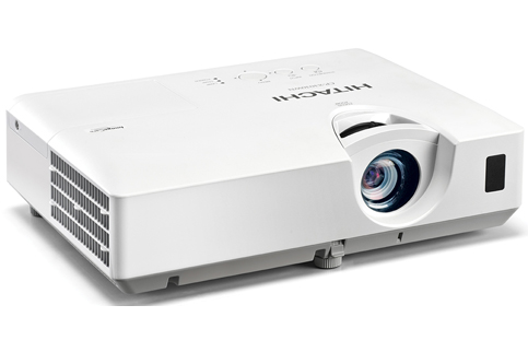 Hitachi CP-WX3030WN 3000 Lumens WXGA (1280 x 800) High Performance LCD Projector