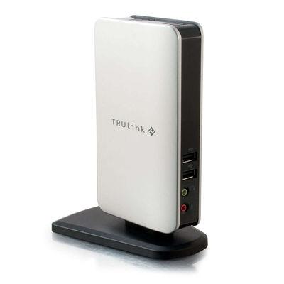 C2G 28653 Trulink USB Universal Docking Station
