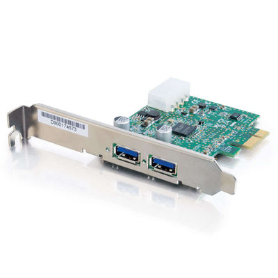 C2G 29055 2-Port USB 3.0 SuperSpeed PCI-E Card