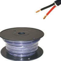 25ft 12 AWG Velocityandtrade; Bulk Speaker Wire