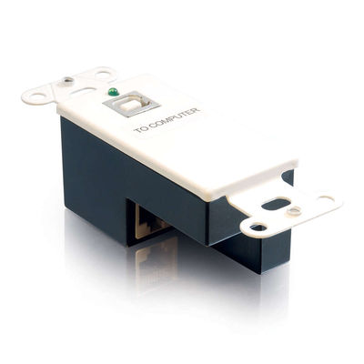 USB Superbooster Wall Plate - Transmitter