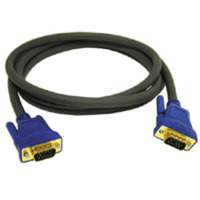 12ft Ultimaandtrade; HD15 SXGA M/M Monitor Cable