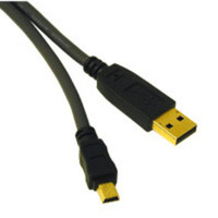 2m Ultimaandtrade; USB 2.0 A to Mini-b Cable
