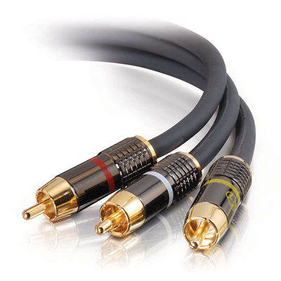 100ft SonicWave(R) RCA Audio/Video Cable