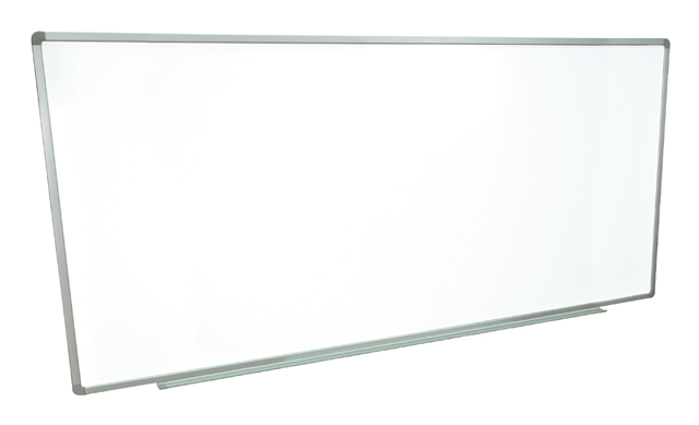 Luxor WB9640W Wall-mounted whiteboards 96in. x 40in.
