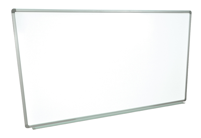 Luxor WB7240W Wall-mounted whiteboards 72in. x 40in.