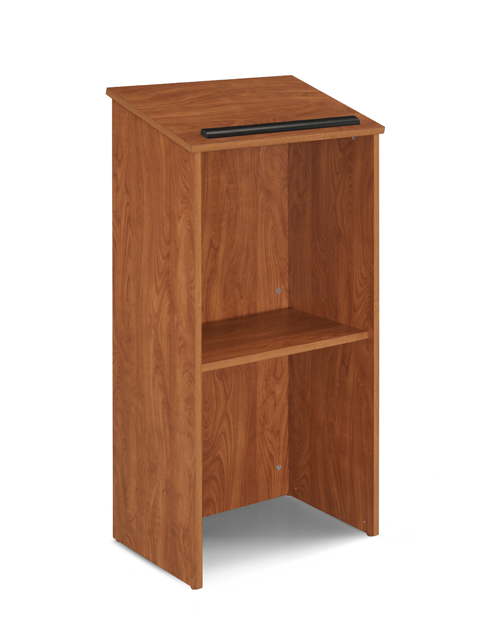Oklahoma Sound 222-CH Full Floor Lectern (Cherry)