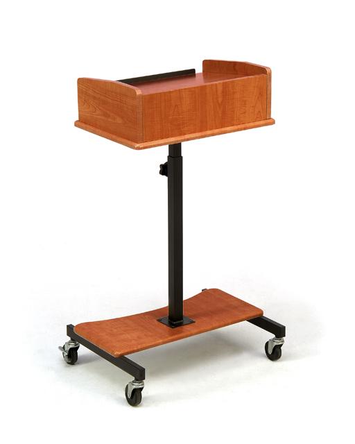 Oklahoma Sound LSS-CH Laptop Speaker Stand (Cherry)
