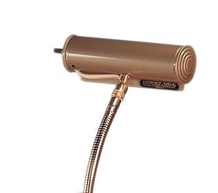 Oklahoma Sound BRL Brass Reading Light