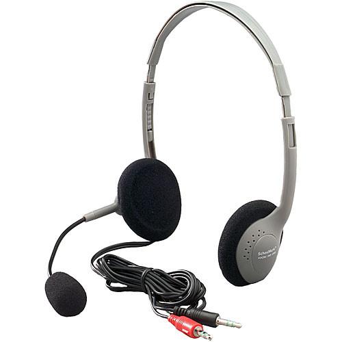 Hamilton Buhl HA2M Multimedia Headphone with Microphone
