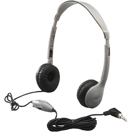 Hamilton MS2LV SchoolMate Personal Mono/Stereo Headphones
