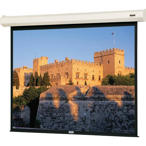 Da-Lite Cosmopolitan Electrol Motorized Projector Screen (69 x 110 .in, 120V)