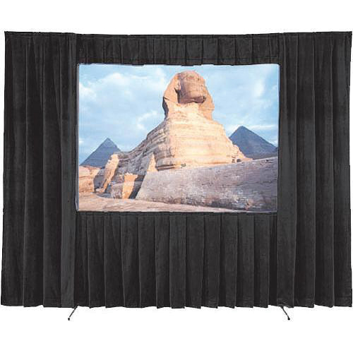 Da-Lite 36524P 36514P Ultra Velour Drapery Kit (56x96 in.)