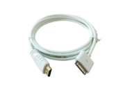 Hamilton ISD-HDMI Apple 30-Pin Male to HDMI Male Connection