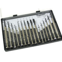 C2G 38014 16pc Jeweler Screwdriver Set