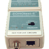 SOHOTest-Eandtrade; Residential Cable Tester
