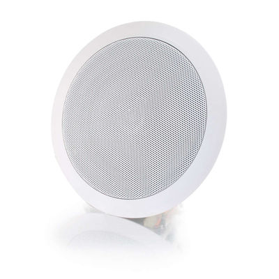 C2G 6in Ceiling Speaker White (Each)