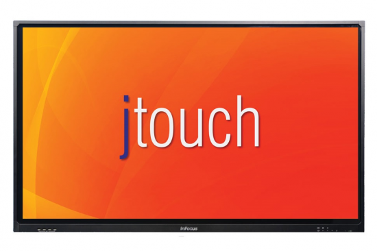 InFocus INF6501a JTouch 65-Inch Touchscreen Display
