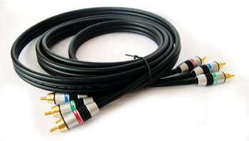 Kramer C-3RVM/3RVM-35 3 RCA (M) to 3 RCA (M) Cable
