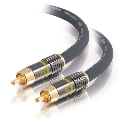 6ft SonicWave(R) Composite Video Cable