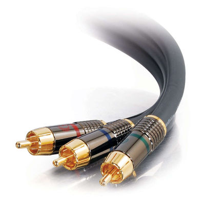 25ft SonicWave(R) RCA Component Video Cable