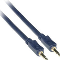 100ft Velocityandtrade; 3.5mm M/M Mono Audio Cable