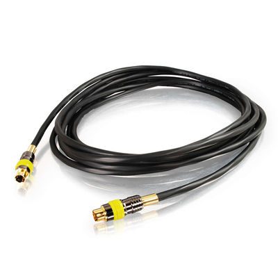 30ft Plenum-Rated S-Video Cable