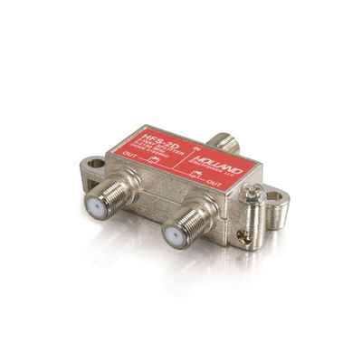 C2G 41020 High-Frequency 2-Way Splitter