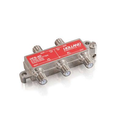 C2G 41022 C2G 41022 High-Frequency 4-Way Splitter